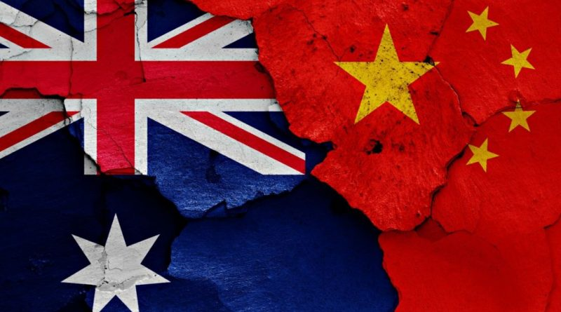 Australia ends the year in 'an escalating trade war' with China
