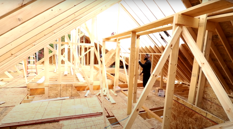 Max Maxwell Real-estate Whole seller builds his first 4k sqft house