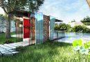 Artistic community design Cody park Colorado ( using Revit 3Dsmax-Vray Photoshop)