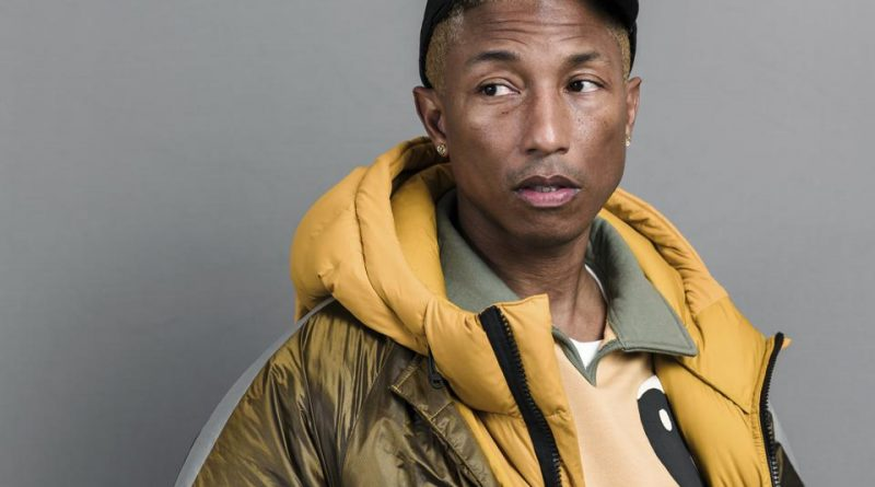 Pharrell Williams Launches Black Ambition