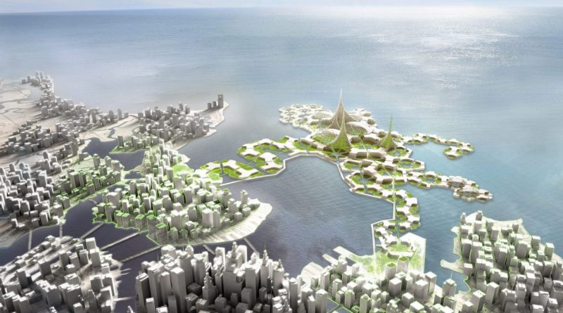 Blue 21 the design of floating cities ( seasteading )