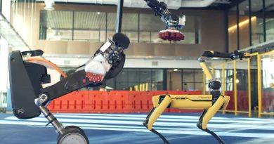 Boston Dynamics Robots