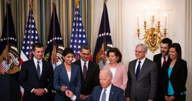 Executive Order to promote competition in the U.S. economy.